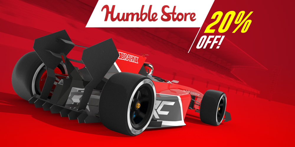 Racecraft on Humble Store